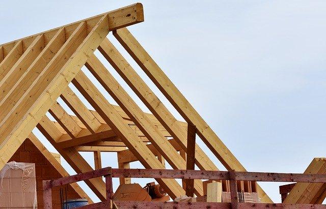 dach drewniany